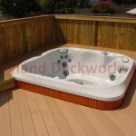 Complete Deck and Hot Tub Packages by Clarksvilledecks a Division of Maryland Deckworks Inc.